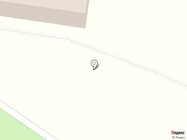 Малиновка на карте Нахабино