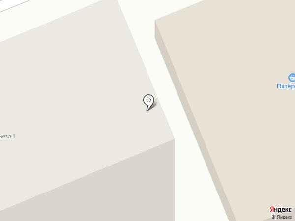 Почтовое отделение №143422 на карте Мечниково