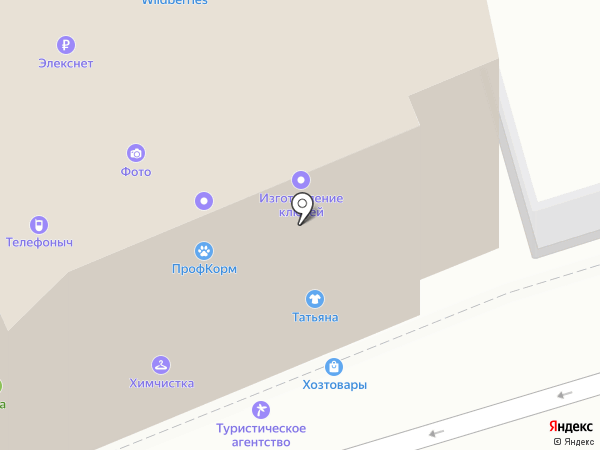 Барахло на карте Мечниково