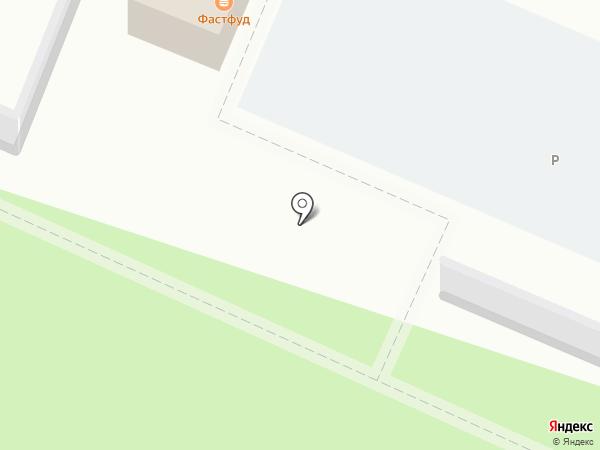 Рыбная лавка на карте Мечниково