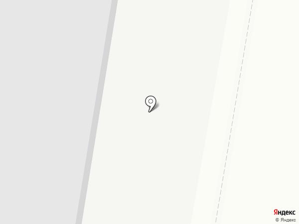 Амплитуда на карте Москвы