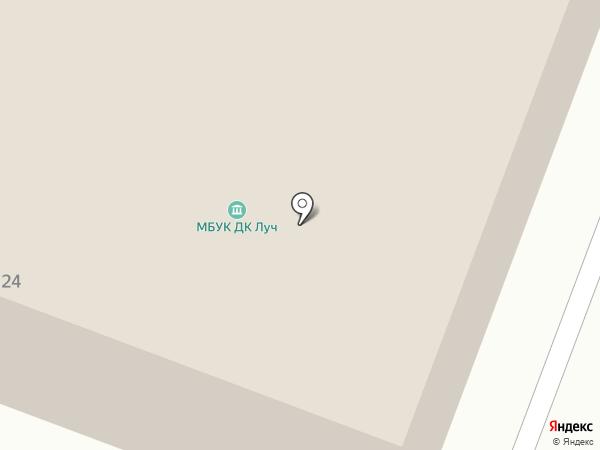 YogaProfi на карте Петрово-Дальнего