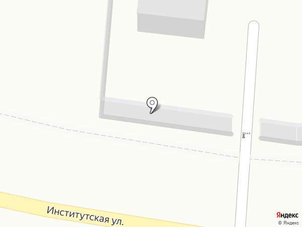 Отдел вневедомственной охраны Управления МВД России по Красногорскому району на карте Нахабино
