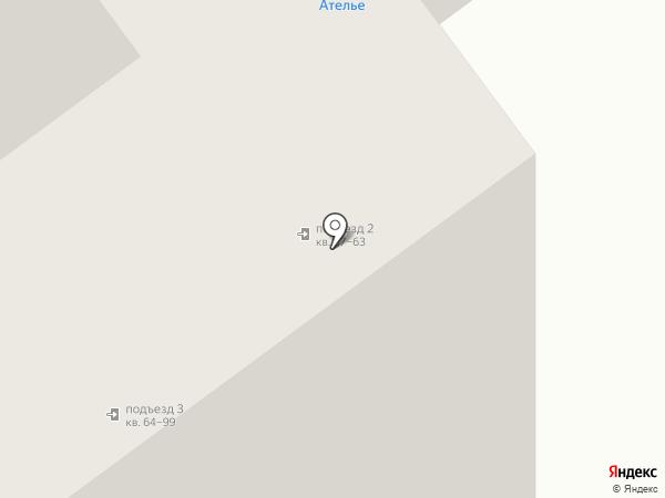 Совет ветеранов на карте Нахабино