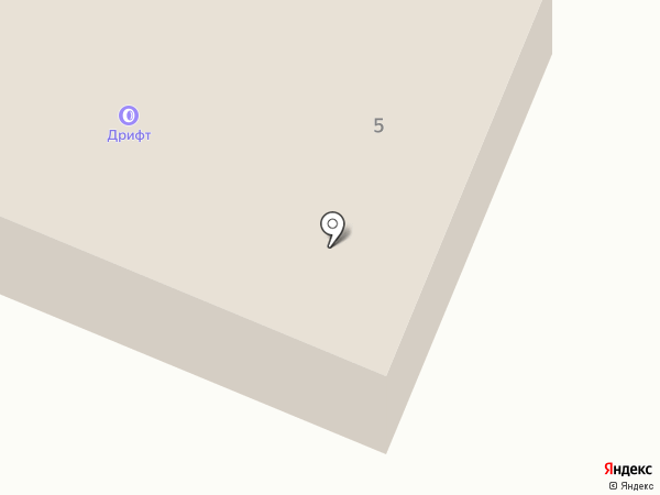 Элекснет на карте Нахабино