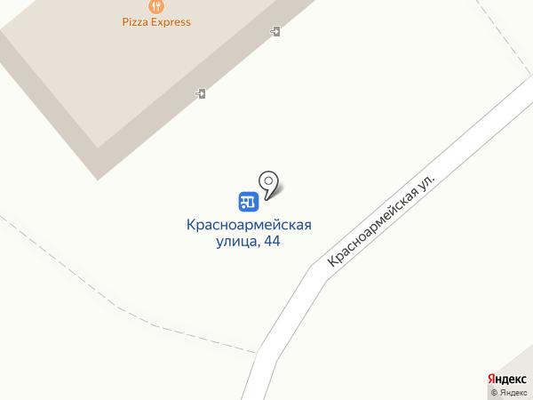 Платёжный терминал, Банк Финам на карте Нахабино