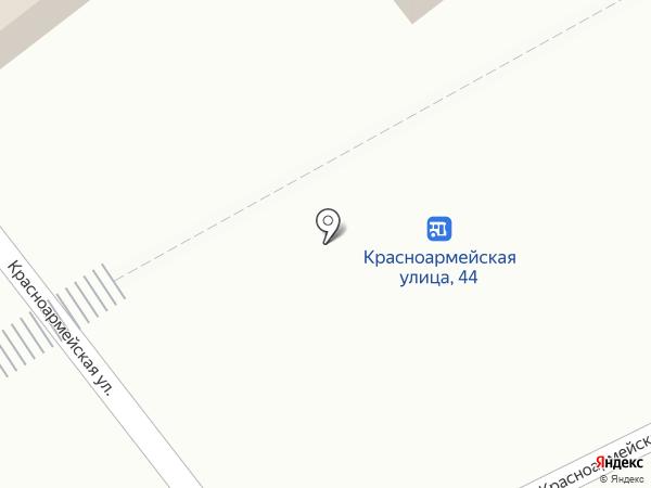 Капитан Пивчанский на карте Нахабино