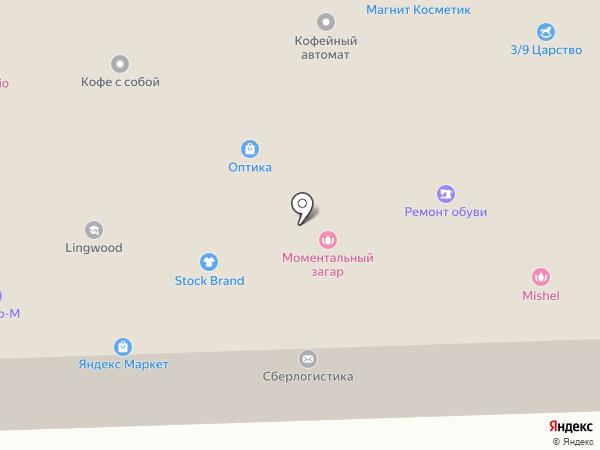 Деловой Партнер на карте Нахабино