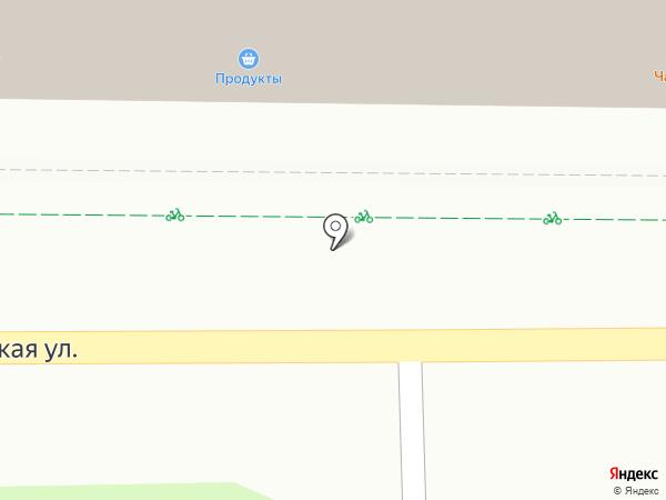 Астомебель на карте Нахабино
