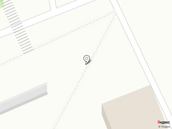 Берёзка на карте Власихи