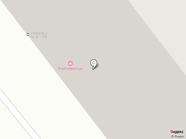 Нахабинка на карте Нахабино
