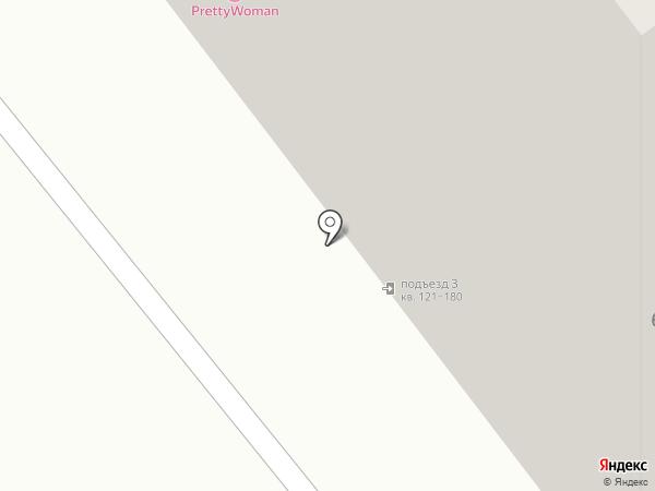 Солнышко на карте Нахабино