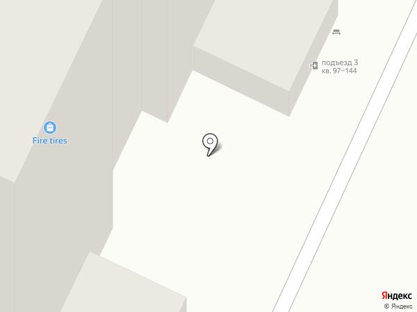 Аллегро на карте Москвы