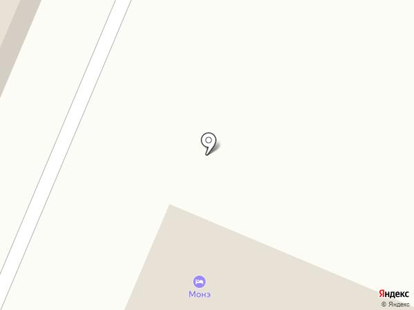 Hotel-city на карте Нахабино