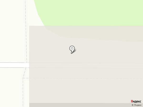 Первая полоса на карте Нахабино