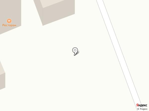Серая Лошадь на карте Юдино