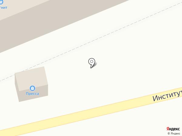 Дедовский хлеб на карте Нахабино