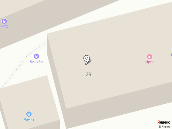 ГорЗдрав на карте Нахабино