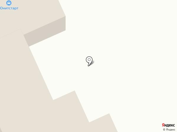 Автосервис на карте Юдино