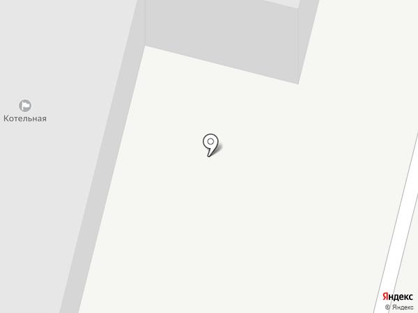 Акватория на карте Нахабино
