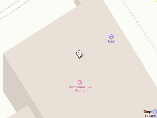 Ремстройбригада на карте Юдино
