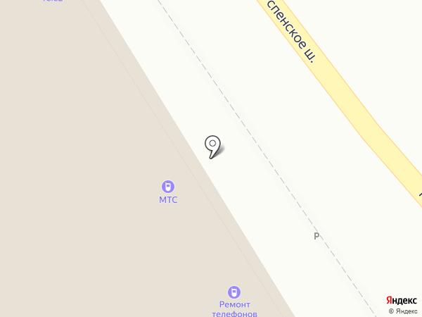 Мебельспециалист на карте Юдино