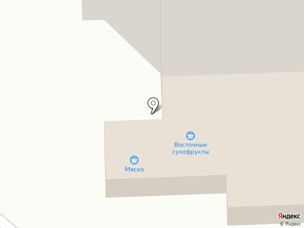 Кенет на карте Нахабино
