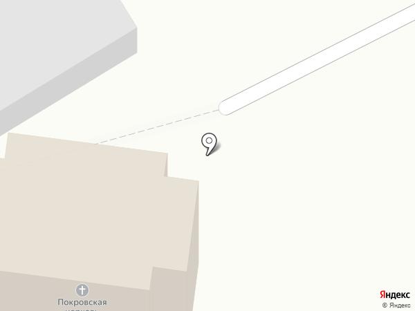 Храм Покрова Пресвятой Богородицы в Нахабино на карте Нахабино