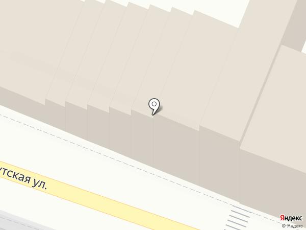 Магазин хозтоваров и спецодежды на Институтской на карте Нахабино