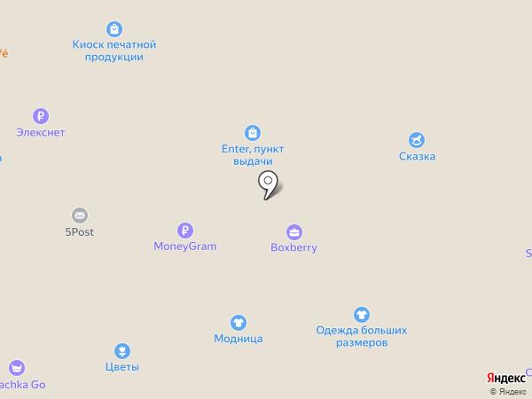 Винный погребок на карте Москвы