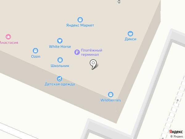 Платежный терминал, МОСКОВСКИЙ КРЕДИТНЫЙ БАНК на карте Нахабино