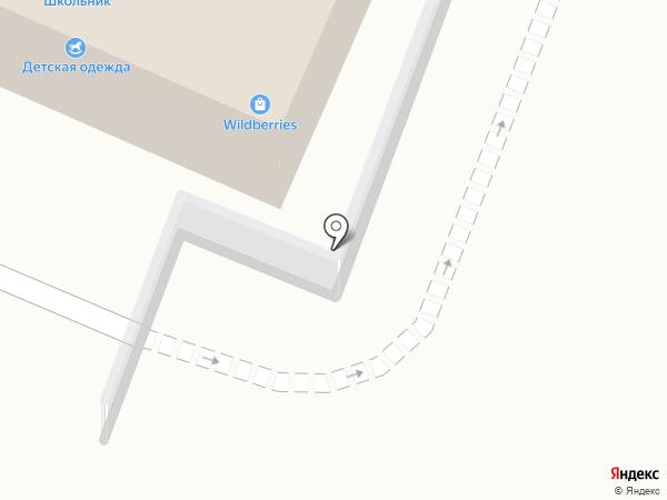 Футурика на карте Нахабино