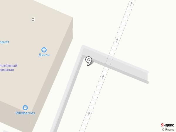 QIWI на карте Нахабино