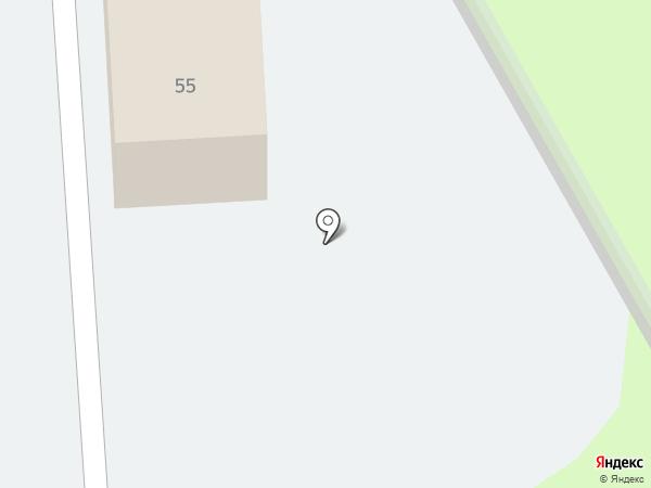 Магазин по продаже пиццы и суши на карте Петрово-Дальнего