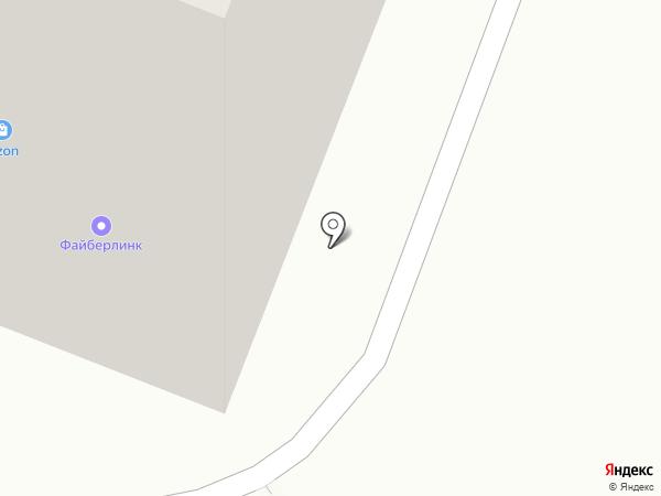 Продовольственный магазин на карте Нахабино