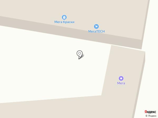 Рузино на карте Брёхово