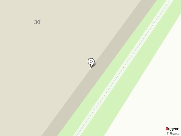 Искра на карте Нахабино