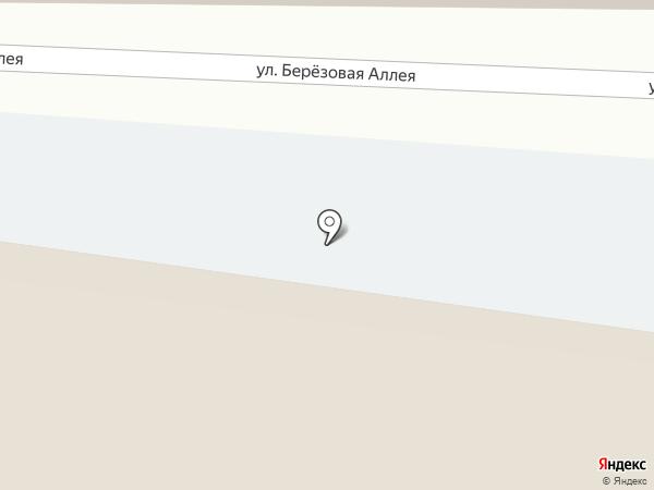 Дачник на карте Брёхово