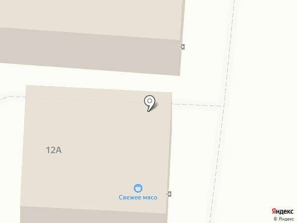 Пятерочка на карте Власихи