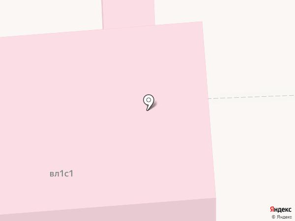 Поликлиника на карте Петрово-Дальнего