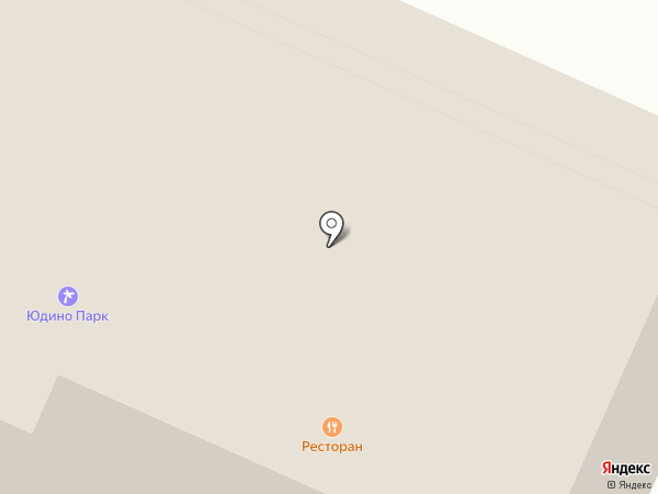 Юдино Парк на карте Юдино