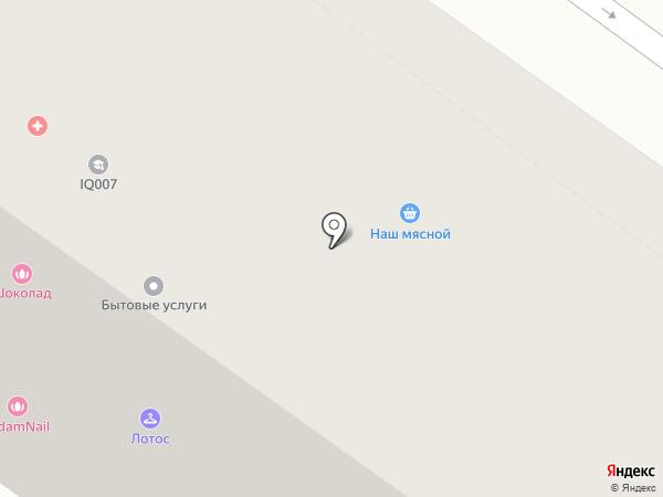 Мультипроцессинг КИТ на карте Нахабино