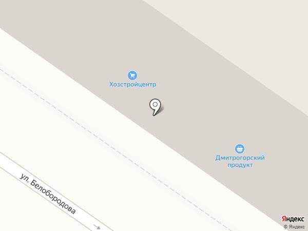 СтройБаза на карте Нахабино