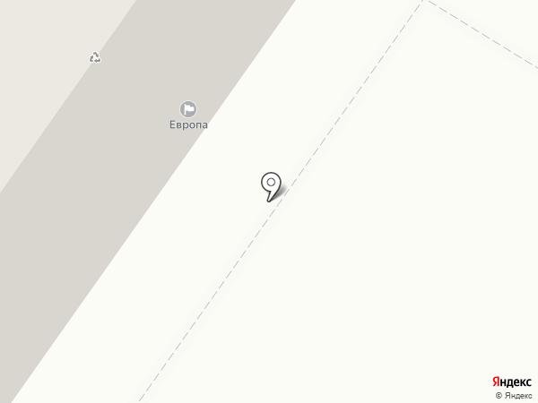 Лига Роботов на карте Нахабино