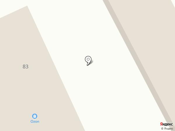 Шаронов на карте Брёхово