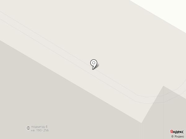 Салон красоты на карте Брёхово