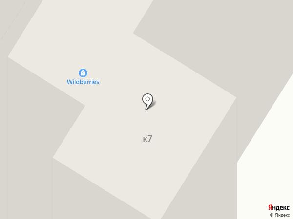 Фармпрактик на карте Брёхово