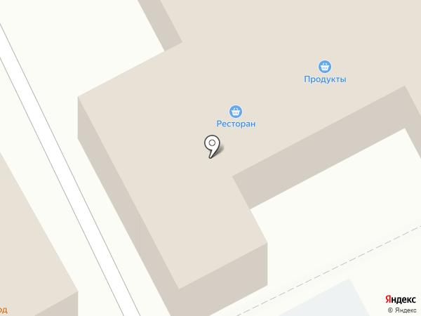 Продуктовый магазин на карте Николо-Урюпино