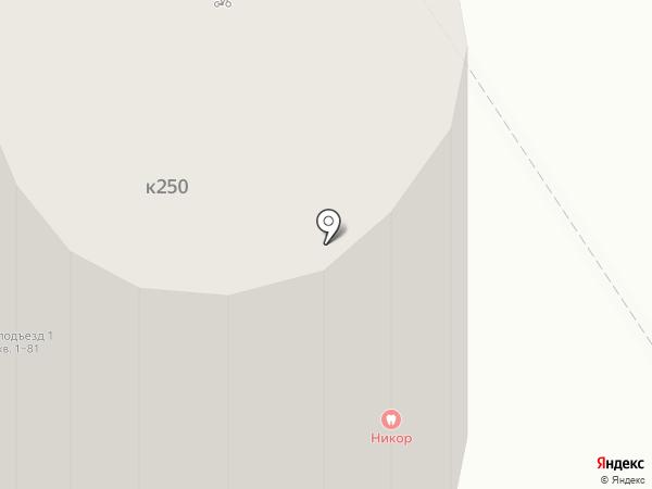 Ника-Фарма на карте Москвы