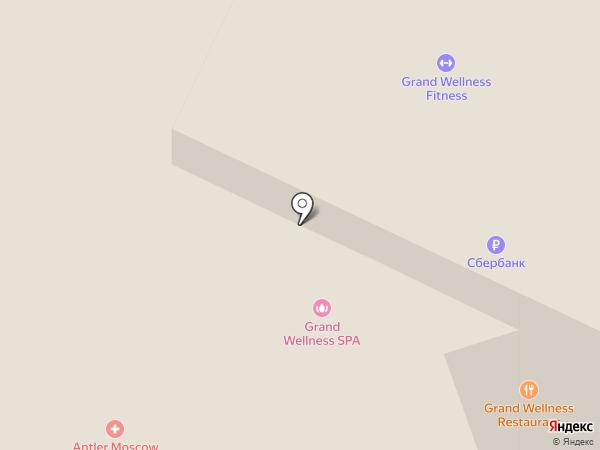 Новахово на карте Николо-Урюпино